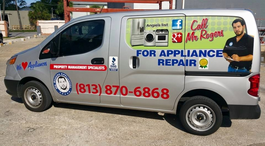 Mr Rogers Appliance Repair Of Greenville Sc Your Local
